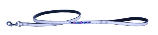 Picture of Pearl Flower Girl Matching Leash.