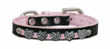 Picture of Pink Diamond Heart Collar.