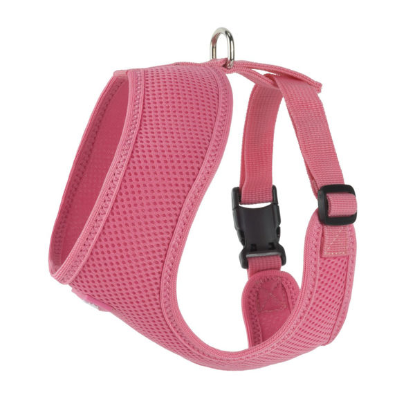 Picture of Ultra Comfort Pink Mesh Harness Vest.