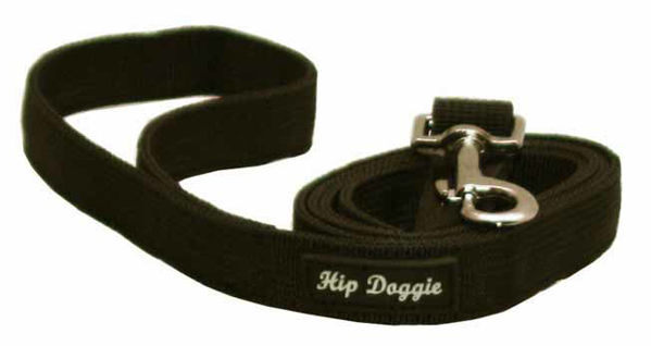 Picture of Chocolate Brown Mesh Matching Leash