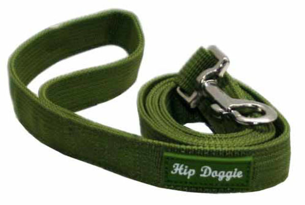 Picture of Olive Green Mesh Matching Leash