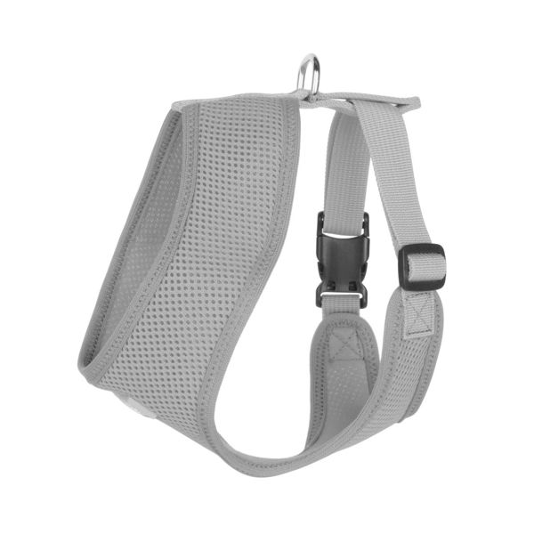 Picture of Ultra Comfort Silver Mesh Harness Vest.