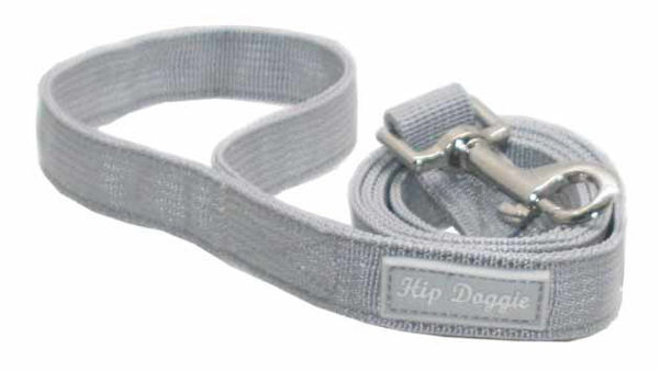 Picture of Silver Gray Mesh Matching Leash