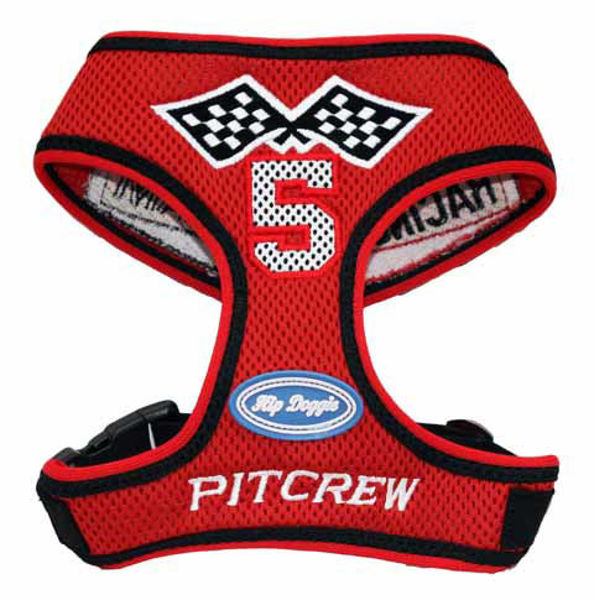 Picture of Racing Team Ultra Mesh Harness Vest.