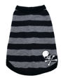 Picture of Grey Striped Skull Tank.