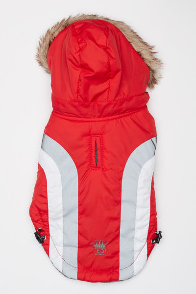 Picture of Swiss Alpine Jacket- Red.