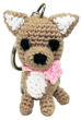 Picture of Dog Star Collectable Keychain - Chihuahua. 2PK