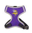 Picture of Minnesota Vikings Dog Harness Vest.