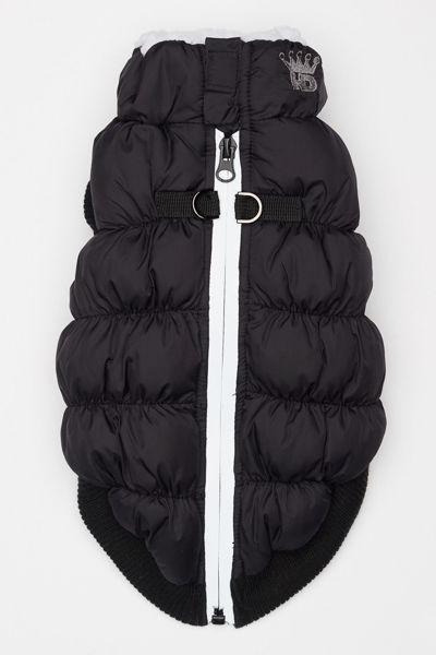 Picture of HD Crown Puffer Vest - Black