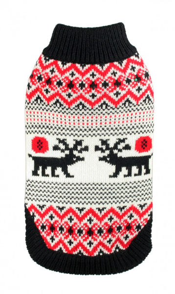 Picture of Moose Lodge Sweater.