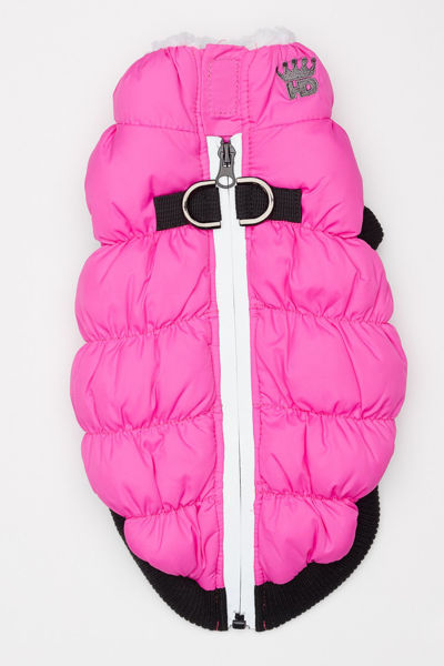 Picture of HD Crown Puffer Vest - Pink