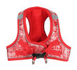 Picture of EZ Reflective Royal Elegance Harness Vest - Red.