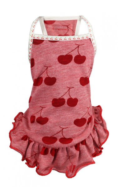 Picture of Red Cherry Dress.