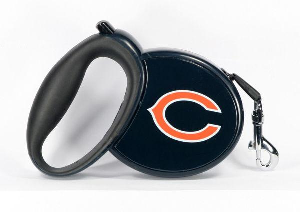 Picture of NFL Retractable Pet Leash - Bears