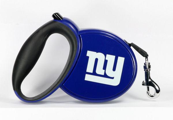 Picture of NFL Retractable Pet Leash - Giants