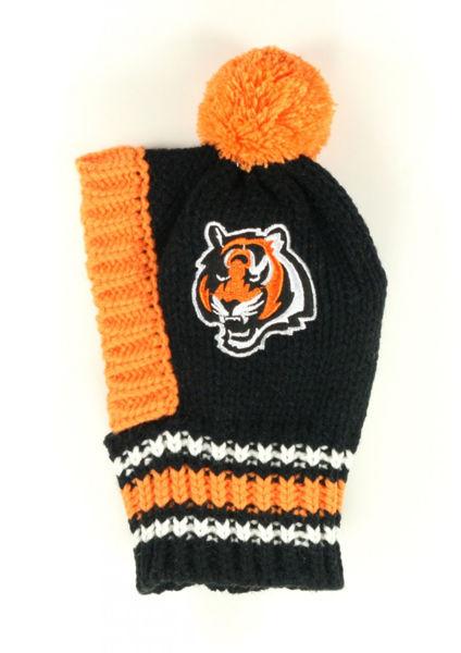 Picture of NFL Knit Pet Hat - Bengals