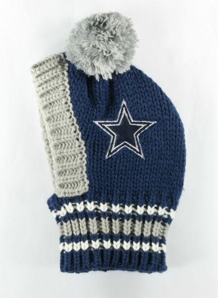 Picture of NFL Knit Pet Hat - Cowboys