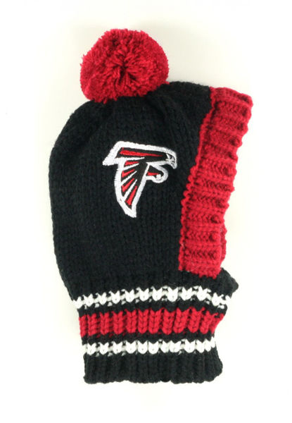 Picture of NFL Knit Pet Hat - Falcons