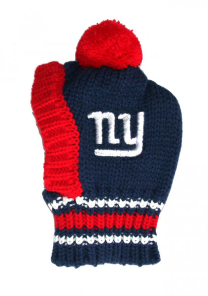 Picture of NFL Knit Pet Hat - Giants