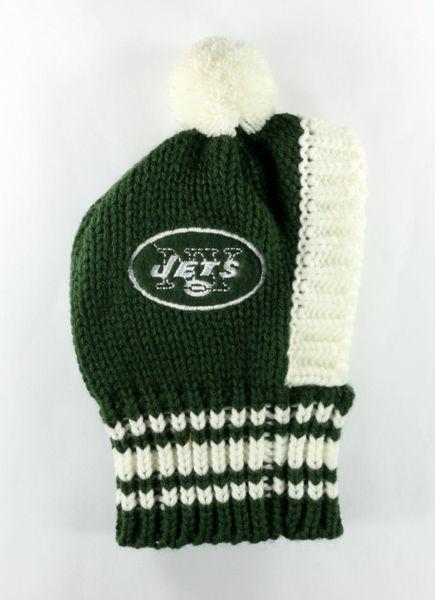Picture of NFL Knit Pet Hat - Jets