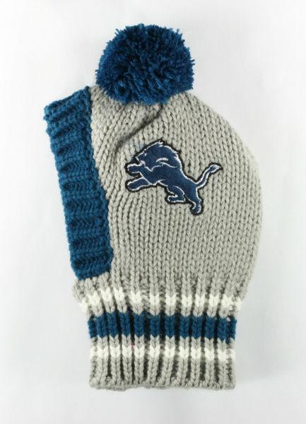 Picture of NFL Knit Pet Hat - Lions