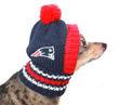 Picture of NFL Knit Pet Hat - Patriots
