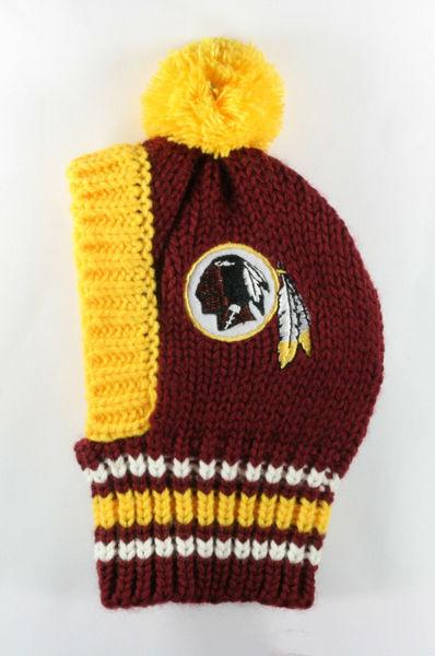 Picture of NFL Knit Pet Hat - Redskins