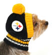 Picture of NFL Knit Pet Hat - Steelers