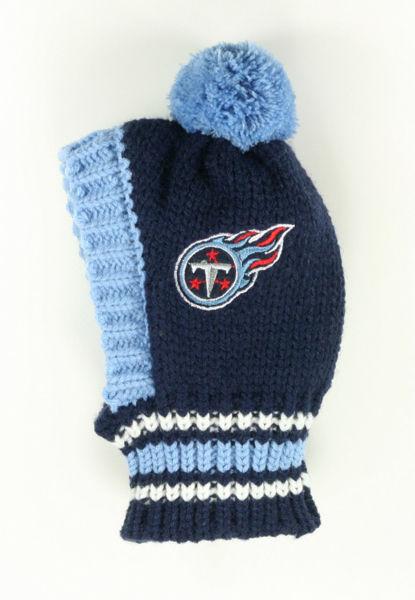 Picture of NFL Knit Pet Hat - Titans