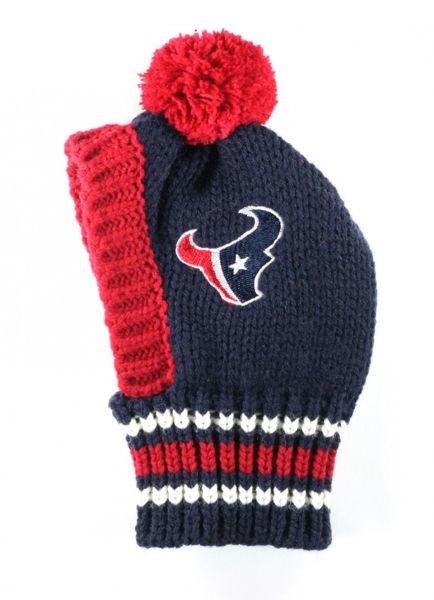 Picture of NFL Knit Pet Hat - Texans