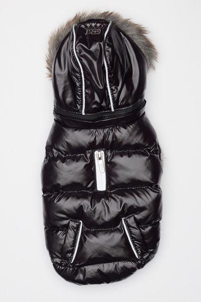 Picture of Elite Reflective Coat - Black