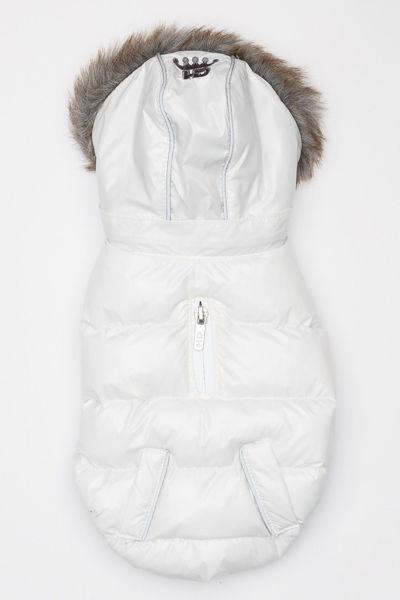 Picture of Elite Reflective Coat - White