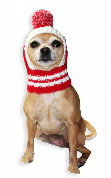 Picture of HD Crown Knit Hat - Red