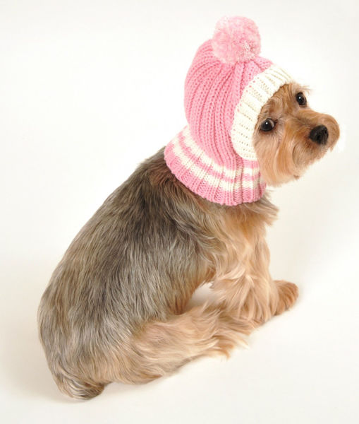 Picture of HD Crown Knit Hat - Pink