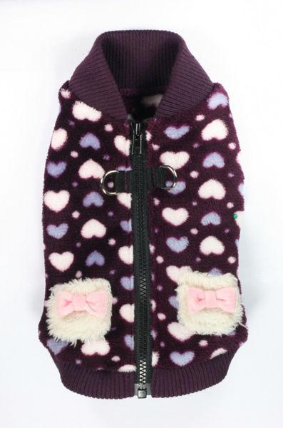 Picture of Soft Purple Heart Vest