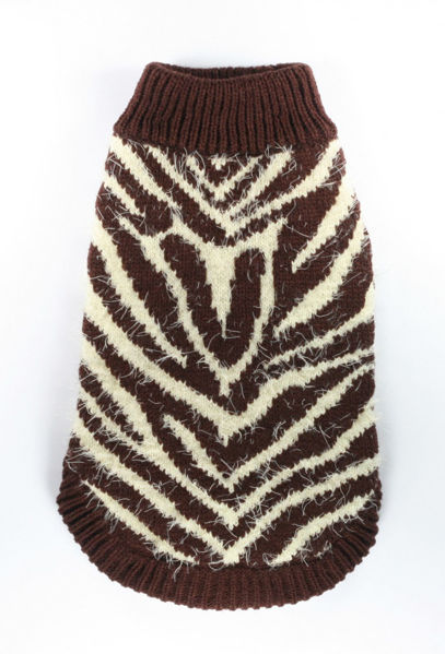 Picture of FeatherSoft Zebra Sweater