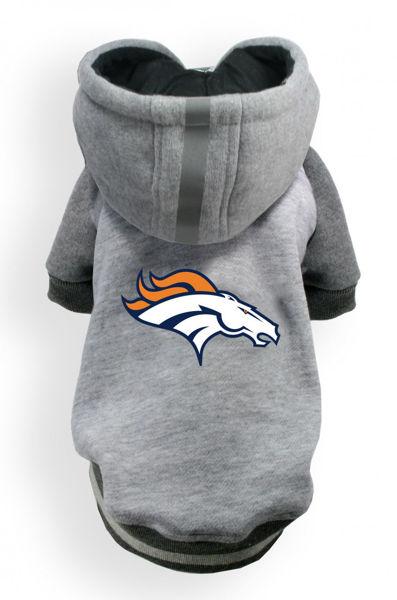 Picture of NFL Team Hoodie - Broncos