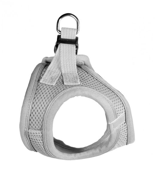 Picture of EZ Reflective Sports Mesh Harness Vest - Grey.