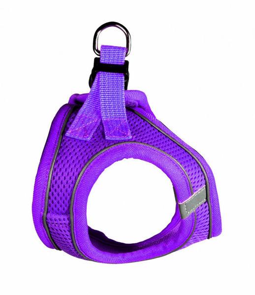 Picture of EZ Reflective Sports Mesh Harness Vest - Purple