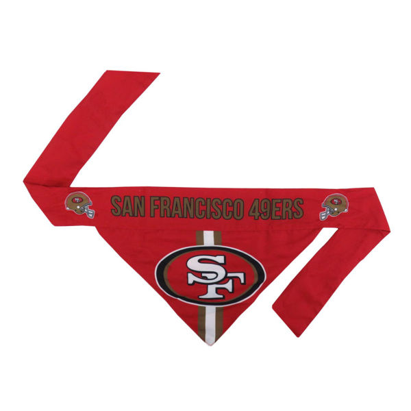 Picture of NFL Bandana - 49ers