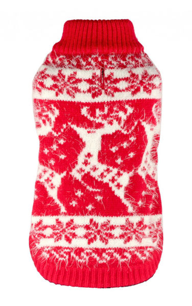 Picture of Feathersoft Reindeer Sweater