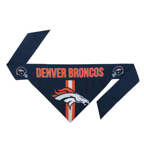Picture of NFL Bandana - Broncos