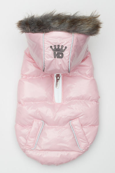 Picture of Elite Reflective Coat - Ice Pink