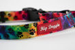 Picture of Seat Belt Leash - Paw Print